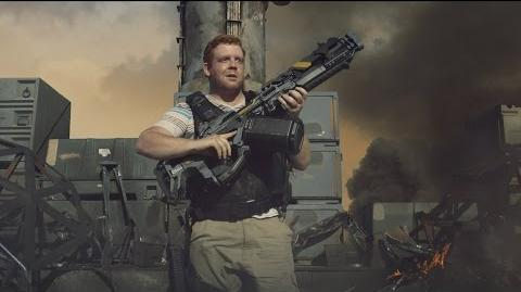 "Call of Duty® Black Ops III Live Action Tráiler Oficial - ""Alcanza la Gloria"" ES"