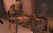 Commando con todos los Accesorios posibles BO