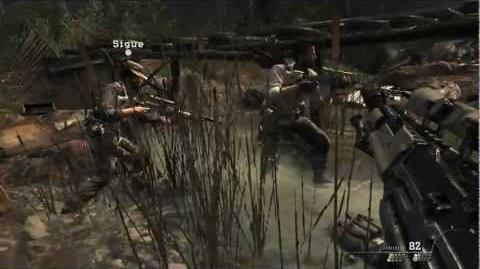 Call of Duty Modern Warfare 3 - Mision 6 - Regreso a la parrilla