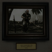 Sgt. Roebuck Portrait BO Five