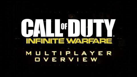 Call of Duty® Infinite Warfare – Características del Multijugador