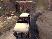 CoD vehículos