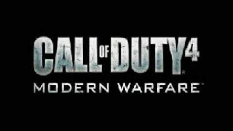 Call Of Duty 4 - Deep And Hard Soundtrack