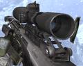 Barret cal.50 Modern Warfare 2
