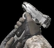 M1911 recargando Nickel CoD4