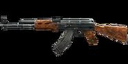 AK-47 COD 4 MW