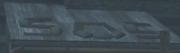 SOS en el techo de Der Riese