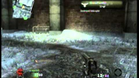 Call of Duty Black ops CZ75 Pistol Gameplay