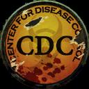 Center for Disease Control logo BOII