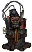 Mono bomba