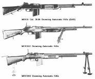 M1918 Variants