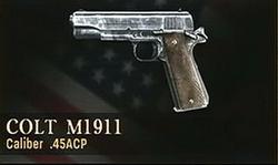 M1911 COD3