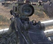 M14 EBR Silenciador