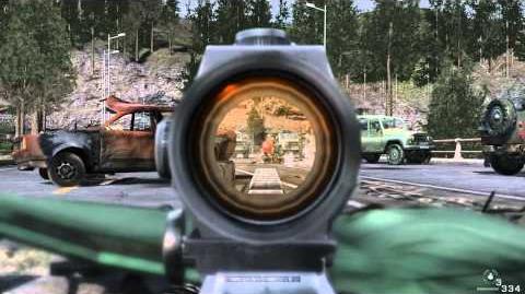 Call of Duty 4 - Modern Warfare - Acto 3 Mision 4 Fin del juego (FINAL) - Español HD
