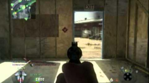 Call of Duty Black ops Python Pistol Gameplay