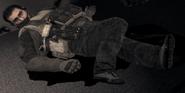 Soldado muerto del Inner Circle