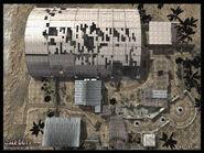 Vista desde el cielo de Hangar WaW