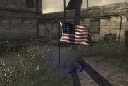 Bandera de los Marine Raiders WaW