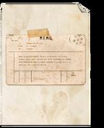 Letra de Pierson