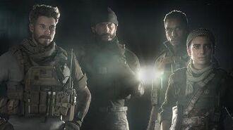 Call of Duty® Modern Warfare® - Tráiler Oficinal de la Historia ES