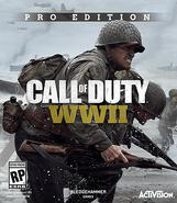 CoD WWII - Carátula de PC de la Edición Pro