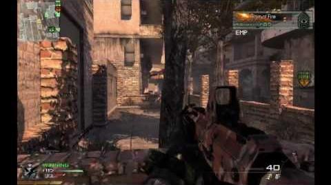 CoD Modern Warfare 2 (PC) - ACR gameplay - Karachi