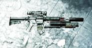 Commando con todos los Accesorios BO