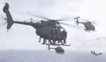 Helicópteros de la TF 141