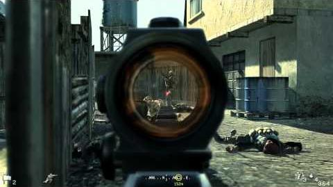 Call of Duty 4 Modern Warfare - Acto 1 Mision 2 Charlie no hace Surf