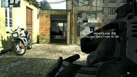 "CoD MW2 Special Ops ""O Cristo Redentor"" Solo Veteran Guide"