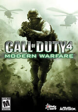 Niveles de Call of Duty 4: Modern Warfare