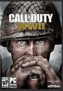 CoD WWII - Carátula de PC