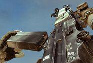 M14 EBR Recargando