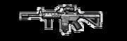 Ícono del HUD de la M4A1 híbrida