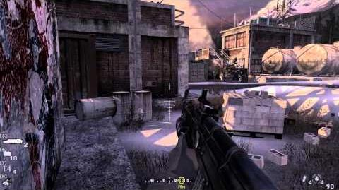 Call of Duty 4 - Modern Warfare - Acto 3 Mision 2 Todos dentro - Español HD
