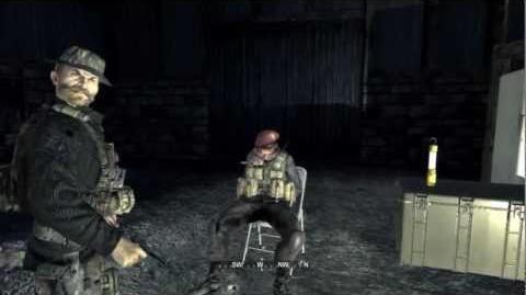 Call of Duty 4 Modern Warfare - Killing Al-Asad
