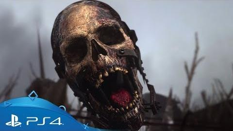 Call of Duty WWII Nazi Zombies - The Darkest Shore Trailer PS4