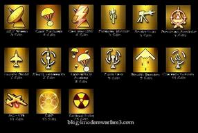 Killstreaks MW2