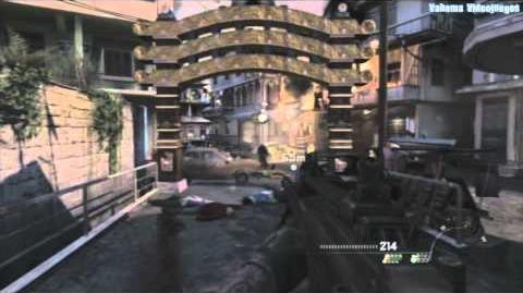 Call of Duty Modern Warfare 3 - Misión 3