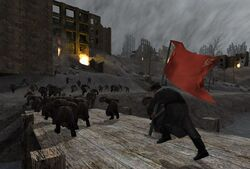 Campaña soviética