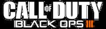 Bo3 logo white