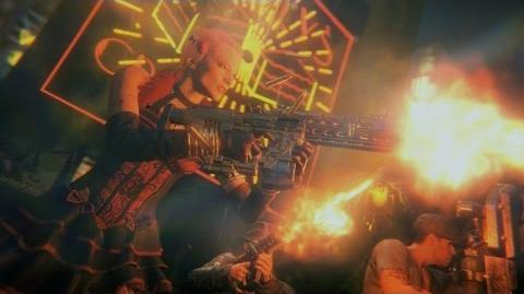 "Tráiler oficial Call of Duty® Black Ops III – Presentación Zombies ""Shadows of Evil"" ES"