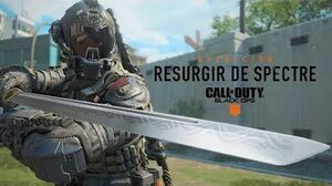 Call of Duty® Black Ops 4 Oficial - Trailer Operación 'Resurgir de Spectre' ES