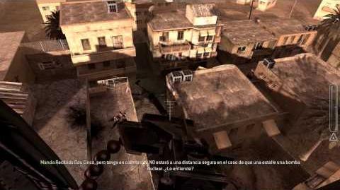 Call of Duty 4 - Modern Warfare - Acto 1 Mision 7 y 8 Sorpresa y pavor - Español HD