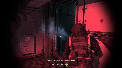 Call of Duty 4 Modern Warfare - Prologo Mision 2 Tripulacion prescindible