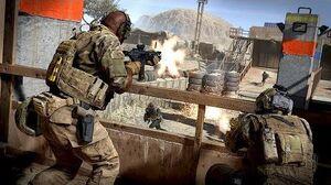 Call of Duty® Modern Warfare® Trailer de la Alpha 2v2 ES