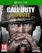 CoD WWII - Carátula de Xbox One
