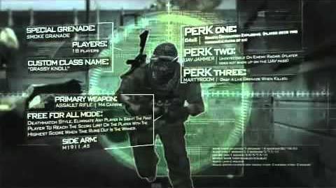 Call of Duty 4 Modern Warfare Multiplayer Trailer