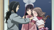 Sakura famille