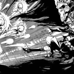 Emperor odpiera atak Heike